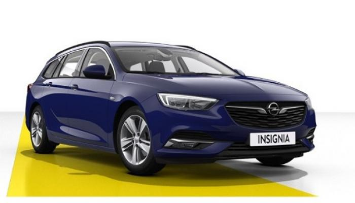 Opel Insignia Sports Tourer Edition 2.0 vorne