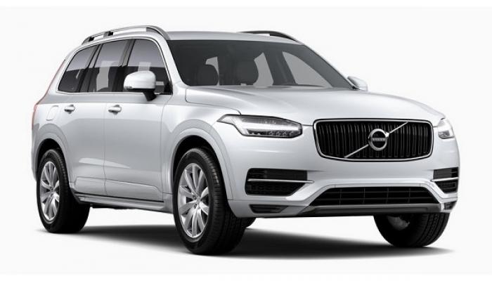 Volvo XC 90 D4 Geartronic Momentum vorne