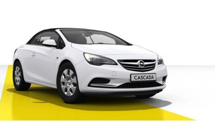 Opel Cascada Edition 1.4 Turbo vorne