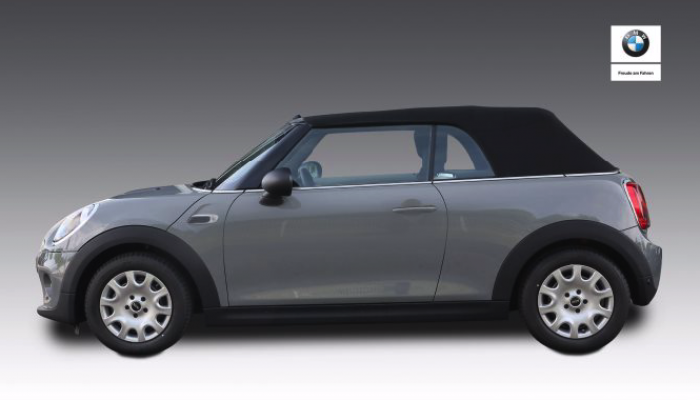 MINI One Cabrio vorne