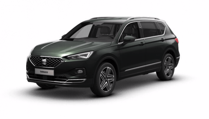 Seat Tarraco XCELLENCE 2.0 TDI vorne