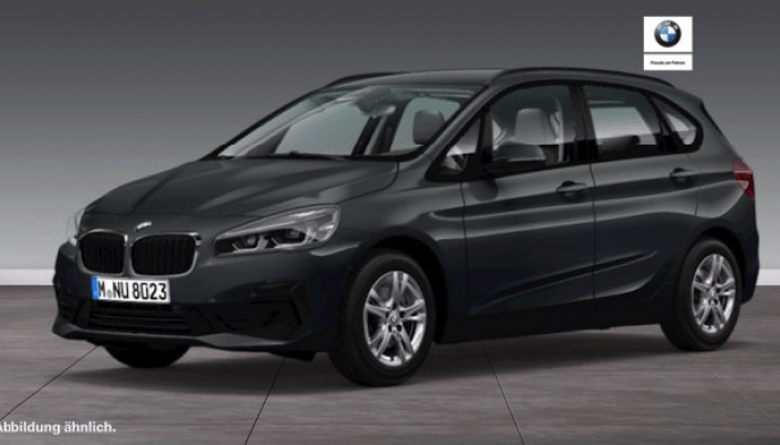 BMW 218i Active Tourer vorne