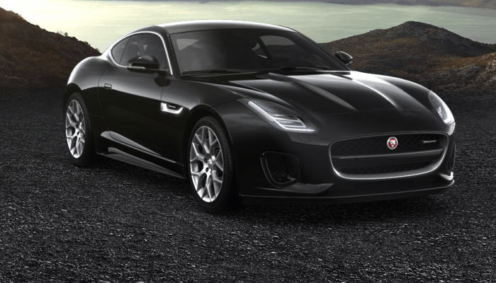 Jaguar F-TYPE P300 R-Dynamic Coupé vorne