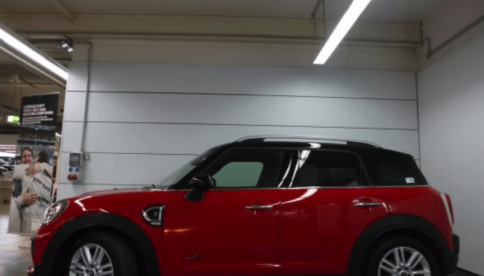 MINI Cooper SD Countryman ALL4 vorne