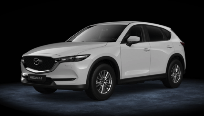 MAZDA CX-5 Exclusive-Line vorne