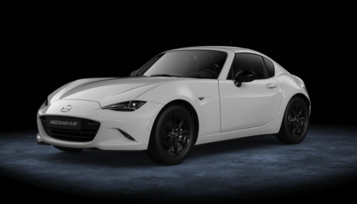MAZDA MX-5 RF Exclusive-Line vorne