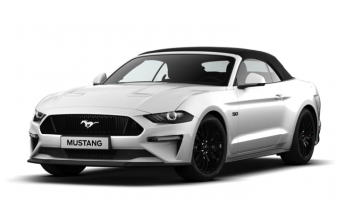Ford Mustang GT Convertible vorne