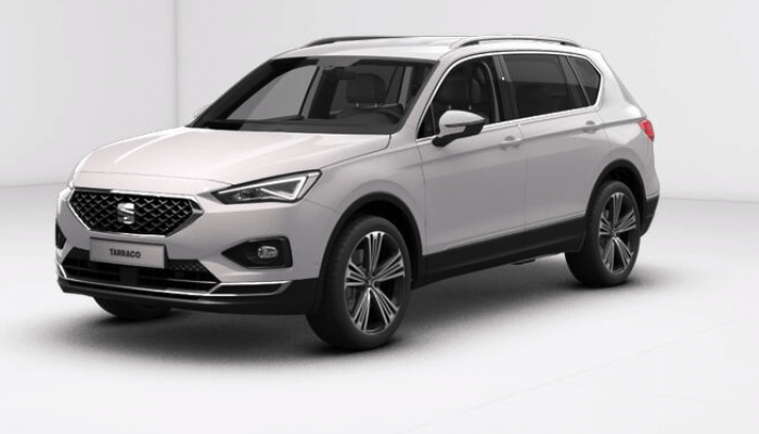 Seat Tarraco XCELLENCE 2.0 TDI 7-Gang-DSG 4Drive vorne