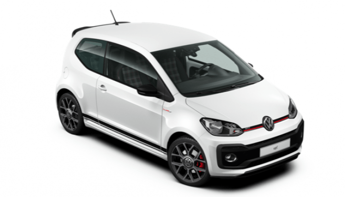 VW up! GTI 1,0 l TSI vorne