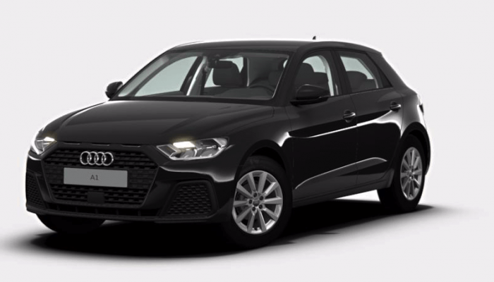 Audi A1 Sportback advanced 25 TFSI vorne
