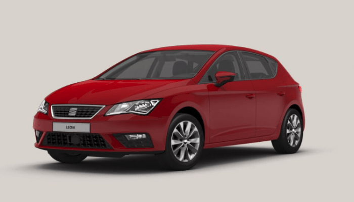 Seat Leon Style 1.5 TSI 6-Gang vorne