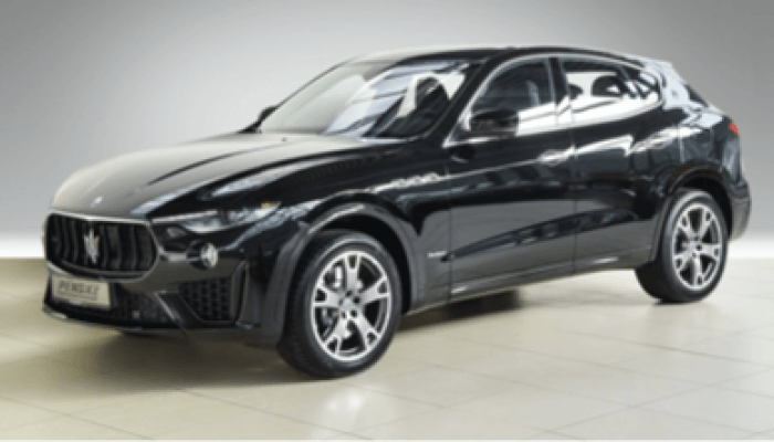 Maserati Levante Q4 GranSport MY19 vorne