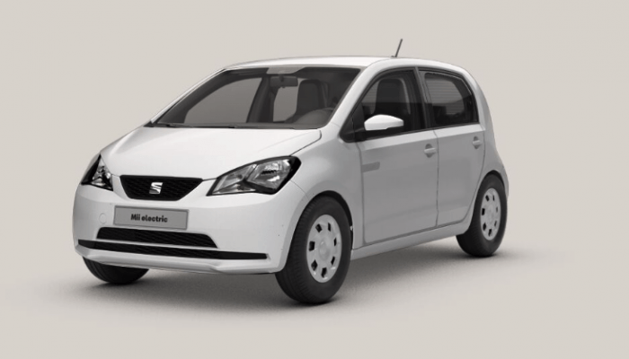 Seat Mii electric vorne