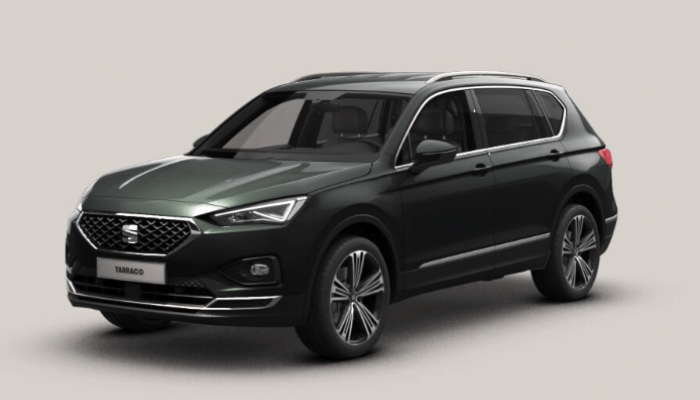 Seat Tarraco XCELLENCE 2.0 TSI vorne
