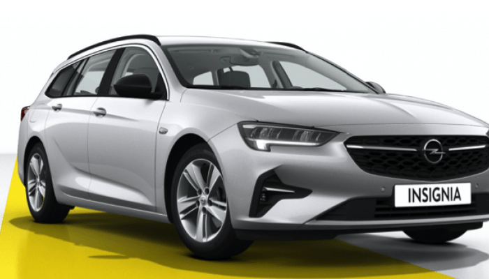 OPEL INSIGNIA 1.6 Business Edition ST vorne