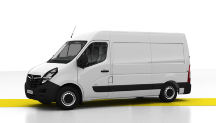 OPEL MOVANO 2.3 D vorne