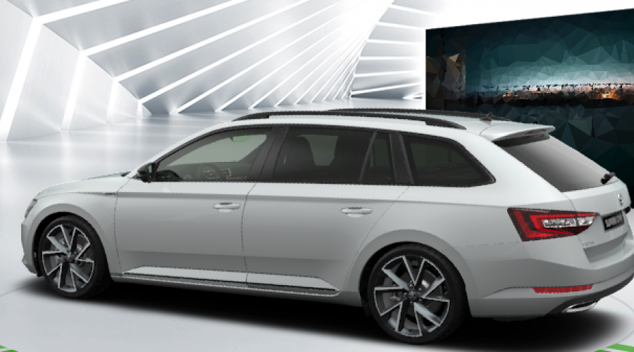 skoda superb combi 2 0 tdi scr dsg sportline leasing und. Black Bedroom Furniture Sets. Home Design Ideas