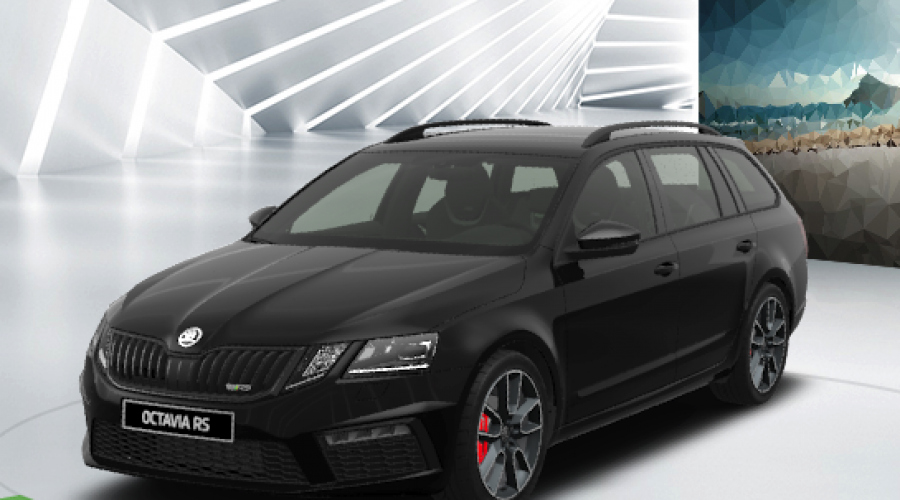 skoda octavia combi 2 0 tsi rs sh2310 leasing und. Black Bedroom Furniture Sets. Home Design Ideas
