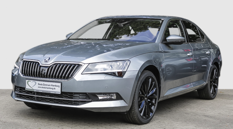 skoda superb 2 0 tdi scr dsg premium edition leasing und. Black Bedroom Furniture Sets. Home Design Ideas