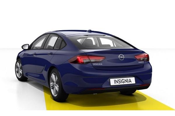 Opel Insignia Grand Sport Edition 1.6 hinten