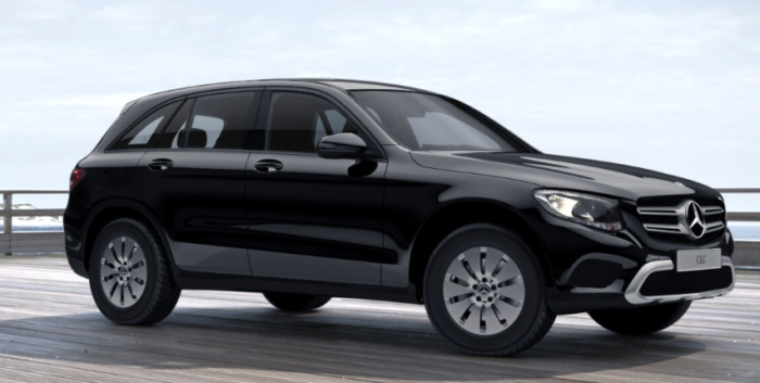 Mercedes-Benz GLC 250 4MATIC vorne