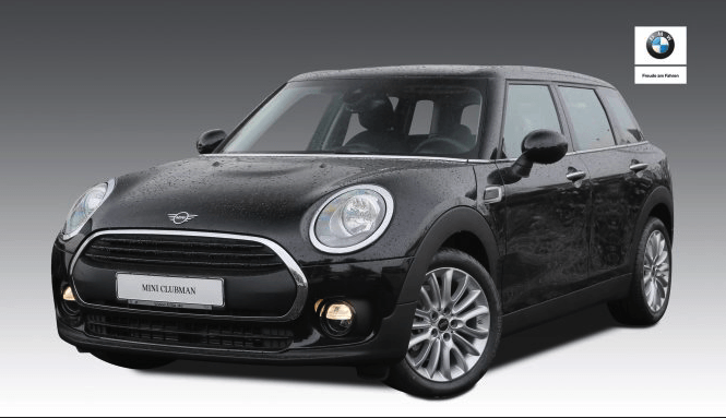 MINI One Clubman vorne