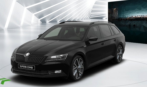 skoda superb combi 2 0 tdi scr sportline sh2075. Black Bedroom Furniture Sets. Home Design Ideas