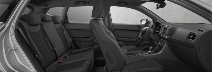 seat ateca cupra 2 0 tsi 7 gang dsg 52181 leasing und. Black Bedroom Furniture Sets. Home Design Ideas